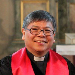 沈志華牧師